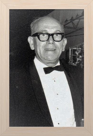 Image of Arthur E Adcock circa 1960's