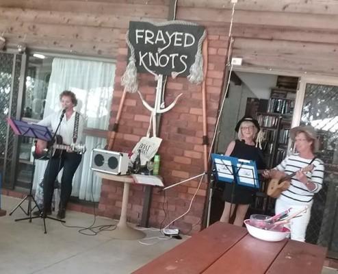 Frayed Knots Lead Guitarist